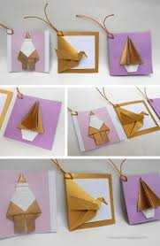 237 best origami christmas images on pinterest origami christmas