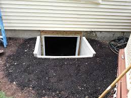 finished basement with egress window the basic basement co