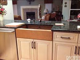 Copper Farmhouse Sinks Handcrafted In The USA - Copper farmhouse kitchen sink