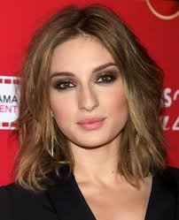 2014 hairstyles medium length awesome hairstyles for square shaped faces bang styles square
