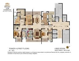 apartment floor plans india sq ft with inspiration