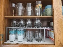 Ikea Kitchen Organization Ideas Cabinet Glass Shelves Kitchen Cabinets The Best Glass Shelves