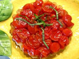 cuisine de provence tomato tarte tatin picture of cuisine de provence cooking