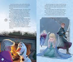 Frozen Storybook Collection Walmart Disney Frozen Player Storybook Disney Frozen 9780794434908
