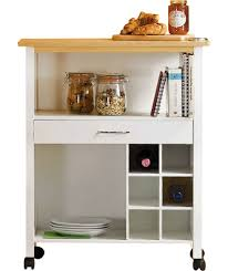 Buy Kitchen Furniture Online Buy Kitchen Trolley With Wine Rack At Argos Co Uk Your Online