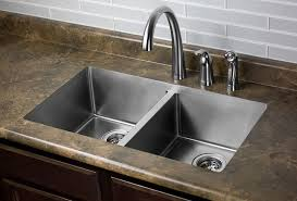 create the look of granite or solid surface with an undermount sink counter form undermount sinks come pre installed with the sink