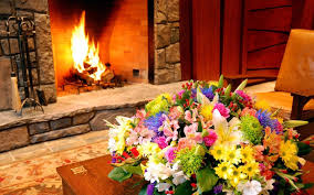 fireplace photography wallpaper hd download
