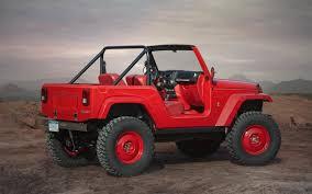 classic jeep cj jeep rebuilt the classic cj with new shortcut concept u2022 autotalk