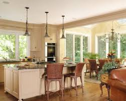 kitchen dining room remodel open kitchen to dining room design