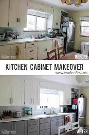 how to update kitchen cabinets update kitchen cabinets without replacing them by adding trim