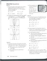 Transformations Geometry Worksheet Homework For Mr Santowski U0027 Classes