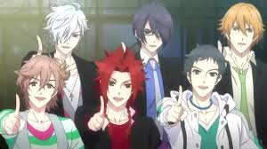 louis brothers conflict brothers conflict anime