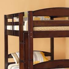 Wood Bunk Bed Plans by 25 Best Wood Bunk Beds Ideas On Pinterest Rustic Bunk Beds