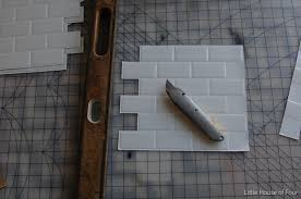 smart tiles kitchen backsplash kitchen update smart tile backsplash house of four