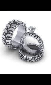 tire wedding rings mud tire tread wedding ring set superb mud tire wedding rings