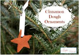 cinnamon applesauce dough ornaments 4 real