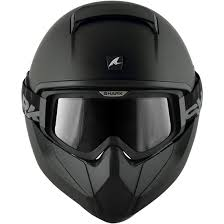 matte black motocross helmet shark vancore n mat helmet motocard