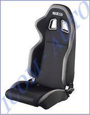 siege baquet voiture habitacle siege baquet auto sparco r100 rabattable noir bleu ebay