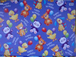 kids wrapping paper boys gift wrapping paper 2 sheets childrens baby kids