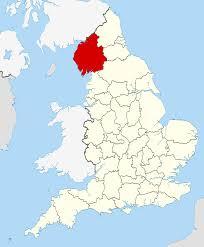 Cambria Map Cumbria Wikipedia
