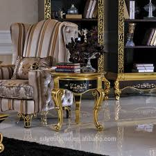 Italian Classic Furniture Living Room by 0061 Italian Classic Luxury Golden Leisure Sofa Chair Furniture