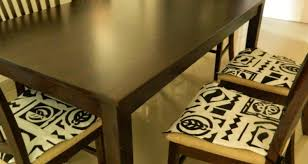 kitchen popular compelling seat pads kitchen chairs round