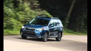 subaru forester touring 2016 2016 subaru forester 2 0 xt youtube