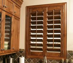 Kitchen Window Shutters Interior Custom Indoor Plantation Shutters Sunburst Shutters