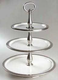 tiered serving stand large 3 tier serving tray arte italica tuscan stock home