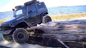 jeep wrangler beach rc84films jeep wrangler rubicon beach run youtube