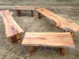 slab wood slab wood furniture plans trellischicago