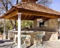 outdoor kitchen plans home design ideas