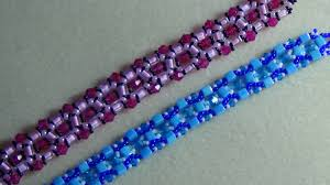 beaded bracelet tutorials youtube images Tutorial crystal beaded bracelet video 3 jpg