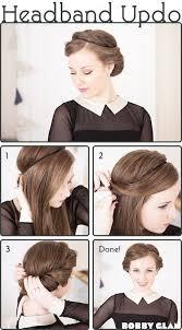 headband styler hair styler tutorial foto