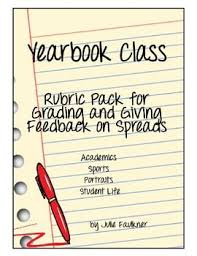 yearbook search yearbook spread rubric search yearbook