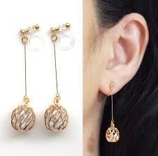 clip on earring converter best 25 clip on earrings ideas on diy earrings non
