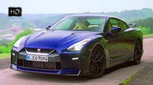 nissan sports car blue video 2017 nissan gt r in ultimate blue exterior u0026 interior