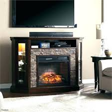 Black Electric Fireplace Black Electric Fireplace Tv Stand Viagrmgprix Info