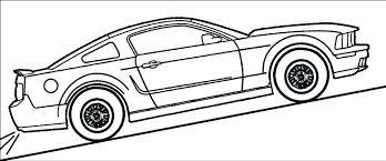 free coloring pages of mustang cars marvelous ford mustang coloring pages blimpport com