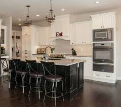 white kitchen cabinets with black island 18 best styling kitchens black white images on