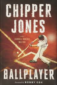 amazon com ballplayer 9781101984406 chipper jones carroll