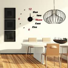 picture wall clock diy wall clocks decoration