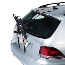 solo 1 bike trunk car rack saris