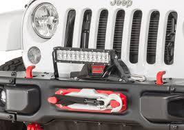 jeep light bar bumper maximus 3 0400 024ledlb10 led light bar mount bracket for 13 17