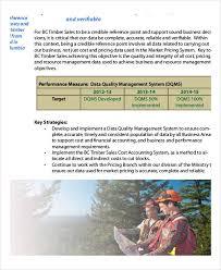 personal sales plan templates 5 free pdf format download