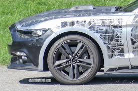 Release Date For 2015 Mustang 2018 Mustang Refresh Released 2018 Mustang Photos Cj Pony Parts