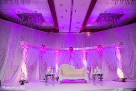 Indian Wedding Decorators In Nj New Brunswick Nj Indian Fusion Wedding By Photosmadeez Maharani