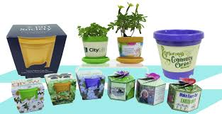 personalized seed starting kits imprinted products