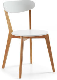 Esszimmerstuhl Grau Holz La Forma Stühle Lil De Wohn Und Lifestylewebshop