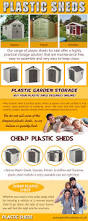 Rubbermaid Roughneck Gable Storage Shed Accessories by Best 10 Plastic Sheds Ideas On Pinterest Lean Project To Shed